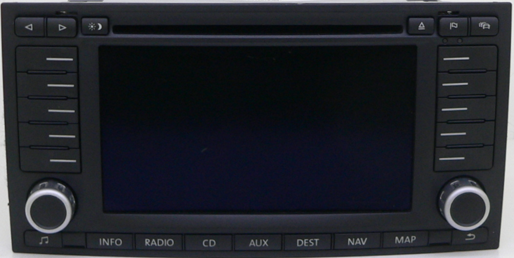 radio nawigacja fabryczna vw volkswagen touareg t5 radio. Black Bedroom Furniture Sets. Home Design Ideas