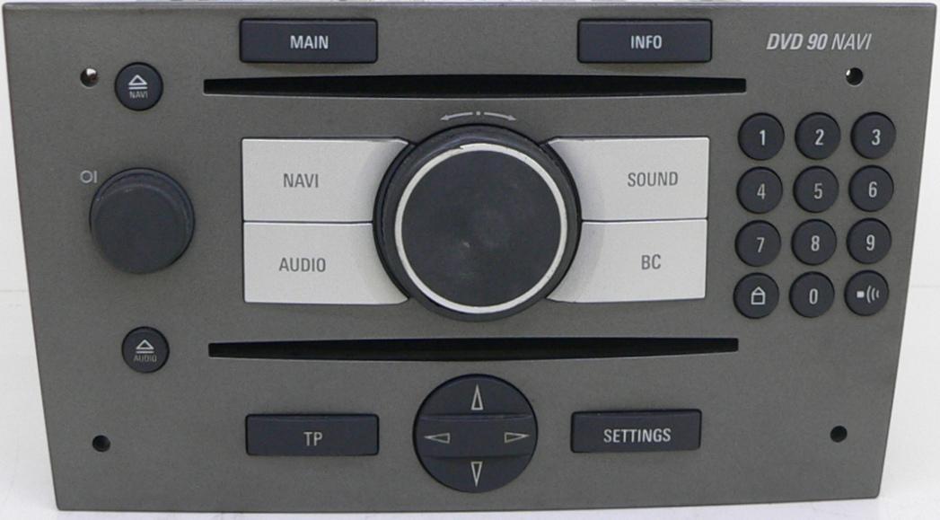 radio nawigacja fabryczna opel vectra c signum meriva. Black Bedroom Furniture Sets. Home Design Ideas