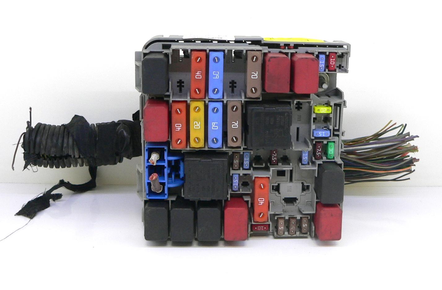Fiat Punto Evo Fuse Box Wiring Library Modu Hwb 51827977 M