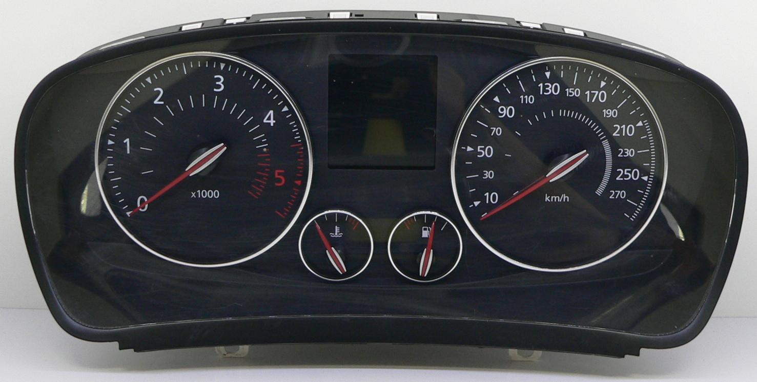 Renault Laguna Iii 3 Licznik Zegary Diesel 248100294r