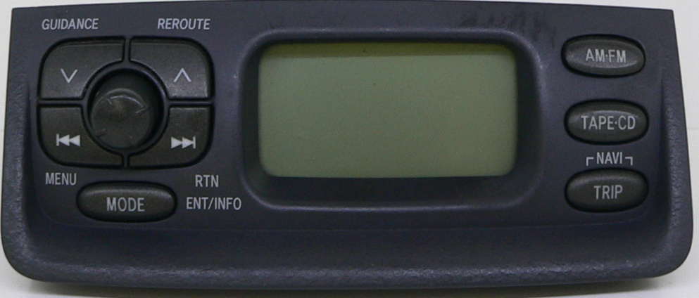 multi-info-display toyota
